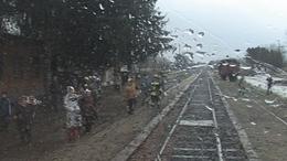 Bezárták a böhönyei vasútállomást
