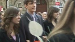 Ballagás 2009 - Táncsics Mihály Gimnázium