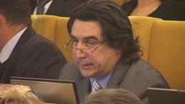 A megyei közgyűlés megvonta Kolber István tanácsnoki tisztét és az azzal járó tiszteletdíját.
