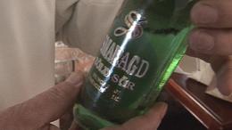 Zöld sör is sör!