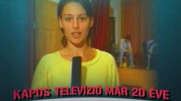 20 éves a Kapos Televízió