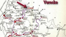 Természetjárók a Vereckei-hágón