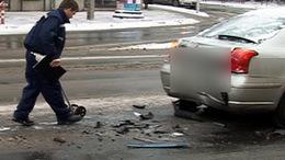 Elhajtott a helyszínről a balesetet okozó részeg sofőr