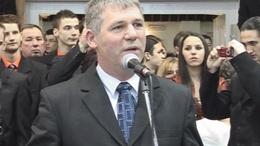 Szalagavató a kaposvári Noszlopy Gáspár Közgazdasági Szakközépiskolában