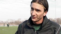 Oláh Lóránt első kaposvári edzésén jártunk