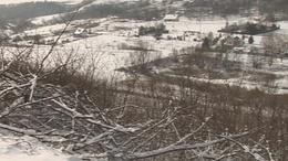 Tájkép havazás után