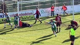 Nézze meg Oláh Lóránt gólját