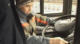 Buszokkal álmodik a kaposvári fiú
