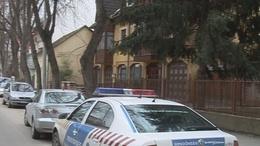 Autós üldözés Kaposváron