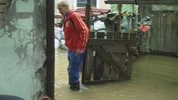 Közelít az árvíz Kaposváron