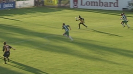 Nézze meg Maróti 30 méteres gólját!