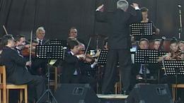 Hangversennyel nyitott a Festők Városa Kaposváron
