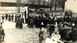 56-os és világháborús képek kerültek elő Kaposváron