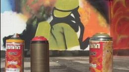 Graffitis fújta le a siófoki tűzoltóságot