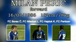 A Rákóczi új igazolása: Milan Peric góljai