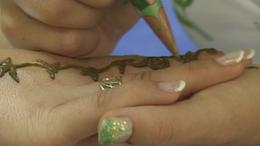 Henna: áldott arab testszépítés!