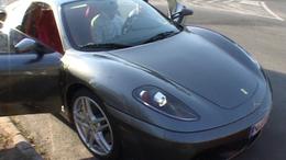 Ferrarival Siófok utcáin