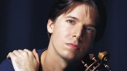 A világhírű hegedűművész Joshua Bell Kaposváron játszik