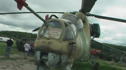 Rambo helikoptere Zamárdiban