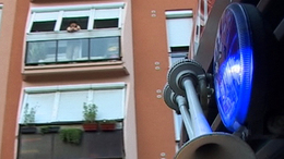 Negyedik emeleti lakástűzhöz riasztották a tűzoltókat Kaposváron