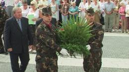 Szent István napi ünnepség Kaposváron