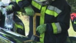 Két autó ütközött a Töröcskénél a 67-es főúton