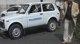 Lada Niva-t kaptak a somogyaszalói polgárőrök