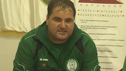 Kis Károly a Paks vezetőedzője értékelte a Rákóczi elleni mérkőzést