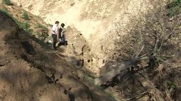 Tovább hasadt a babodi kráter