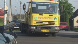Trabant ütközött Toyotával Kaposváron
