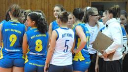 Győzelemmel rajtoltak a kaposvári lányok