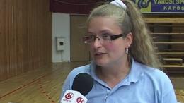 Halász Márta: a második szettben hitték el a lányok, hogy meg lehet fogni a támadásokat