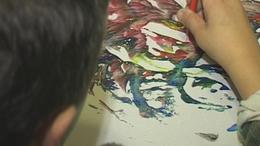 Önbizalmat növelő, szorongást oldó képzőművészet