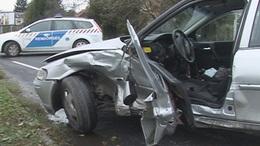 Két súlyos sérült az Opel és a Renault balesetében Kaposváron