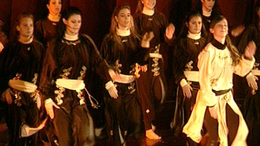 Team Kaposvár Sportklub: Sámán tánc