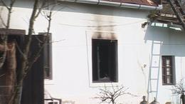 Tragédia: egy 54 éves férfi égett benn a házban