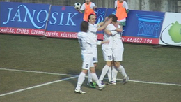 Kaposvári siker a somogyi futballderbin