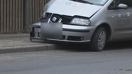 Karambol a Baross Gábor utcában