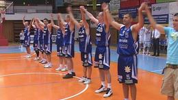 Ismét bajnoki címet ünnepeltek a kaposvári kosárlabdázók