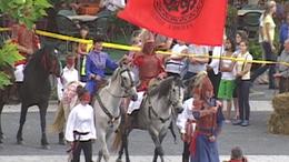 16 ország 150 lovasíjásza özönlötte el Kaposvárt