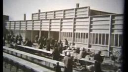 A kaposvári vásárcsarnok 1964-ben