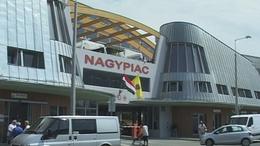 Megnyitották ma az új, 21. századi Kaposvári Nagypiacot