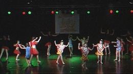 SRSE – BAKÓ-SAS FITNESS - Nemzetek tánca
