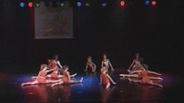 Zrínyi DSE - VUK tánca
