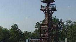 67-es kilátó - Bőszénfa