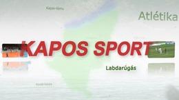 Kapos Sport 2014. január 13. hétfő