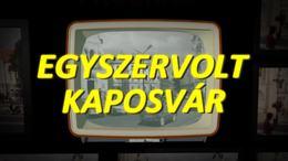 Egyszervolt Kaposvár: beszélgetés Hornung Gáborral