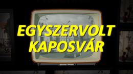 Egyszervolt Kaposvár: beszélgetés Csorba Andrással