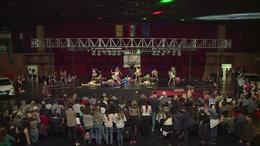 Bakó-Sas Fitness SE - Babák tánca