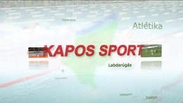 Kapos Sport 2018. május 31. csütörtök